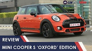 Mini Cooper S 'Oxford' Edition: Review | NDTV carandbike