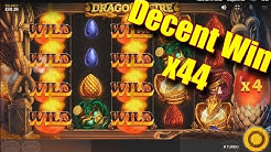 Decent Win x44 - Online Slots - PlayOJO Casino - The Reel Story