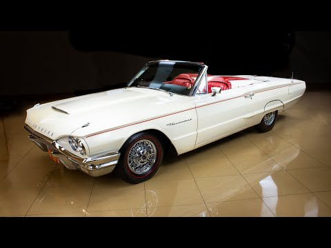 I Should Have Bought It When I Saw It- 1964 Ford Thunderbird Convertible (with Bonus Footage)
