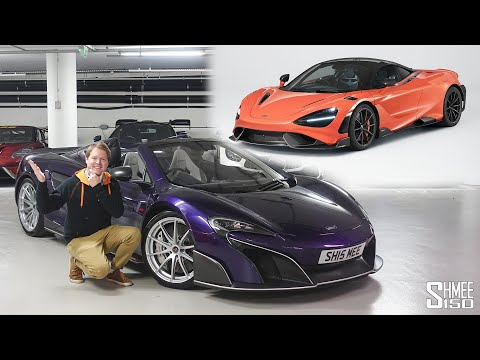 McLaren 765LT! Will I Upgrade My 'Lost' 675LT?