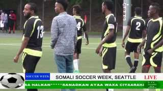SOMALI SOCCER WEEK TOURNAMENT 2015, SEATTLE