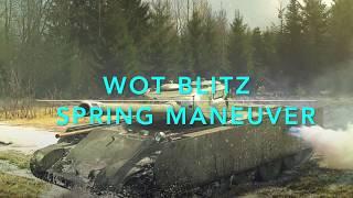 WoT Blitz | Spring Maneuver