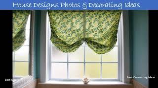 Curtain designs for bathroom | Modern House Interior design ideas with inspiration &