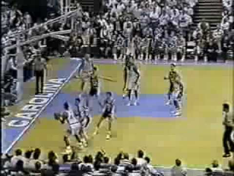 03/03/1991: #8 Duke Blue Devils at #4 North Carolina Tar Heels