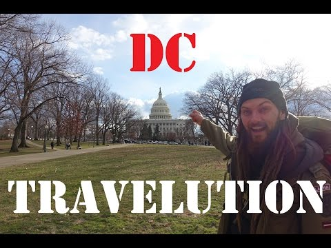 Travelution WASHINGTON DC 2016 US Trip EP4