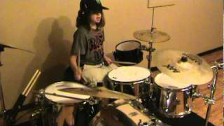 "Nickleback ""This Afternoon"" Drum Cover by Austin Rios"