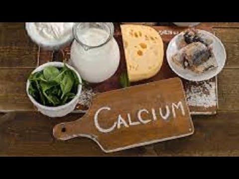 Common Vitamins & Supplements - CALCIUM