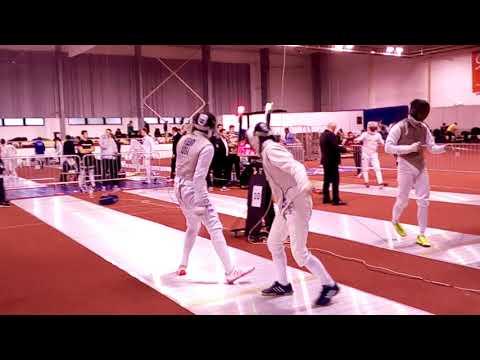 Coupe du Danube 2018 in Foil  – 14.01.2018, Bratislava,SVK - Direct eliminations 64 to 32
