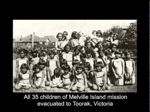 Brown Skin Baby - Stolen Generation