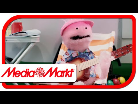 Mark på Media Markt #20 - Mark tar semester
