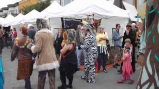 All Species Parade North Country Fair Arcata California