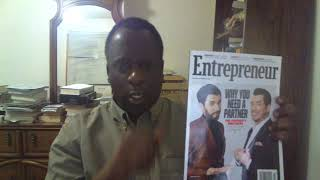 Entrepreneurial Magazine Covers