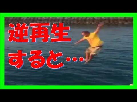【vine】おふざけ動画w 日本の逆再生がおもしろすぎる件