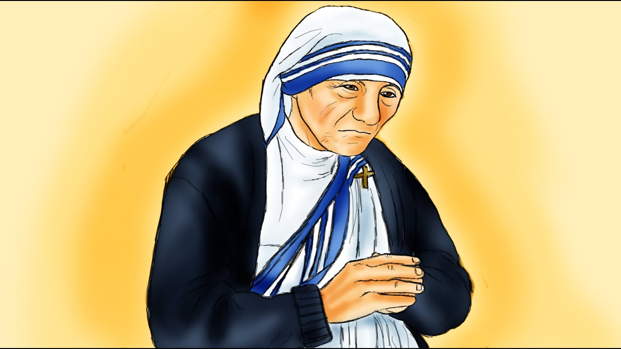Mother Teresa Biography - YouTube