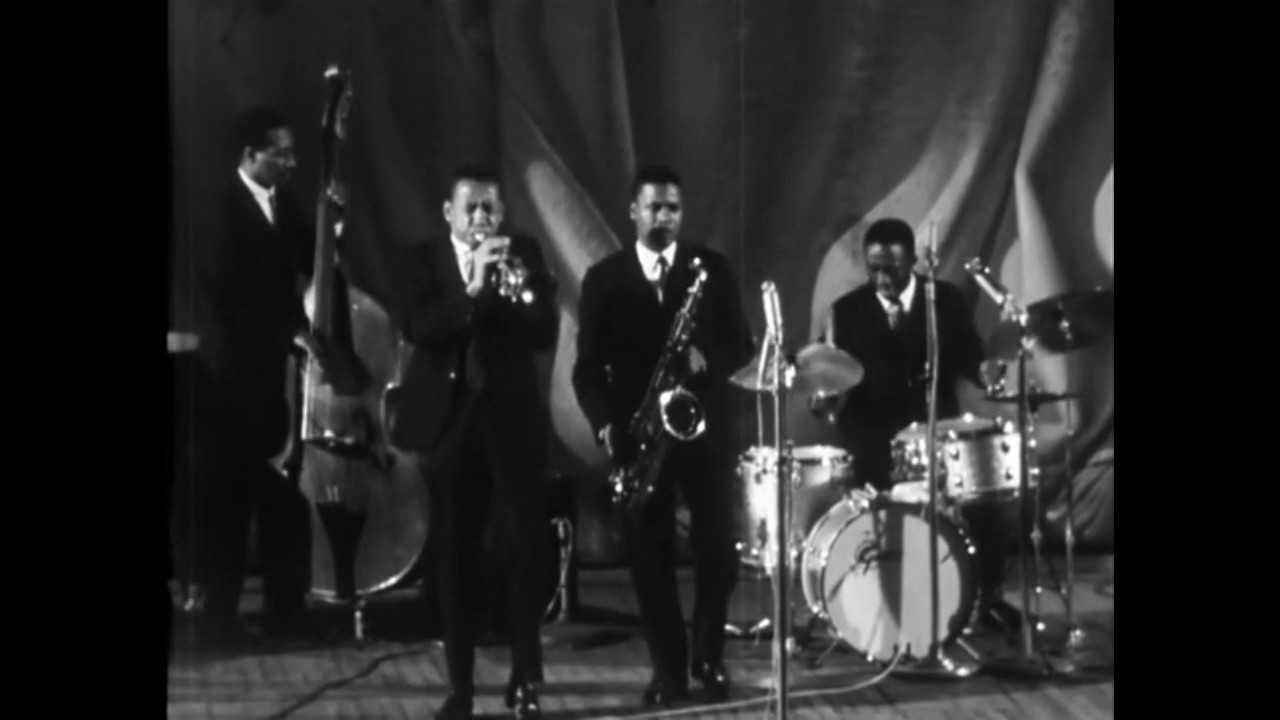 "Art Blakey & the Jazz Messengers Paris 1959 - ""No Problem"" (Duke Jordan)"