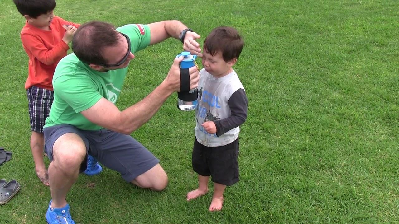 dc4c4f1f8a Water Bottle Aquabot 1000mL Mist Shower Stream | Lunatec