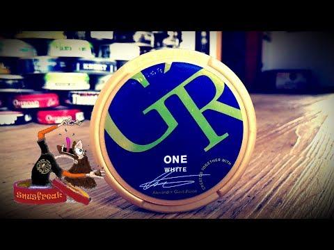 Göteborgs Rapé One white portion I Snusfreak.com