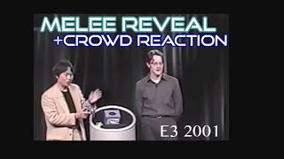 Super Smash Bros Melee - 1st Trailer & Crowd Audio | BEST E3 Reaction EVER | (HD)