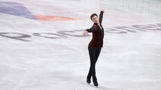 Dmitri Aliev Test Skates 2021 FS Дмитрий Алиев Прокаты 2021 ПП 12 09 2021