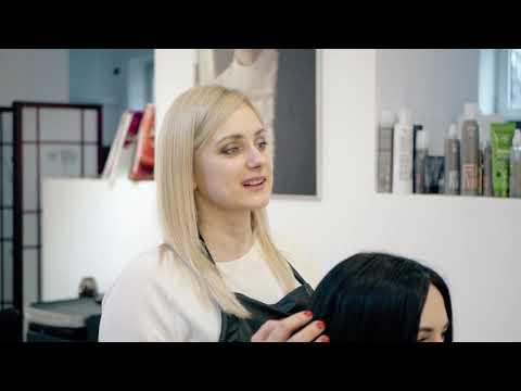 Салон красоты Вадима Стрижа Нижний Новгород  окрашивание волос по системе 12 ти цветотипов