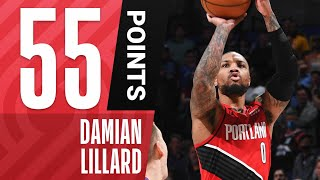 Dame Drops 55 PTS in HISTORIC Playoff Performance! ⌚ screenshot 5