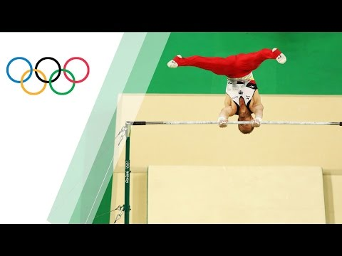 Men's Horizontal Bar Final - Artistic Gymnastics | Rio 2016 Replay