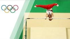 Men's Horizontal Bar Final - Artistic Gymnastics   Rio 2016 Replay