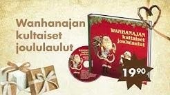 Info kirjakaupat - joulumainos 2013