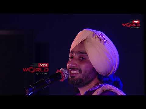 Masoomiyat - Ik Pal Chain Na Aave - Satinder Sartaaj - Live Performance - MM World