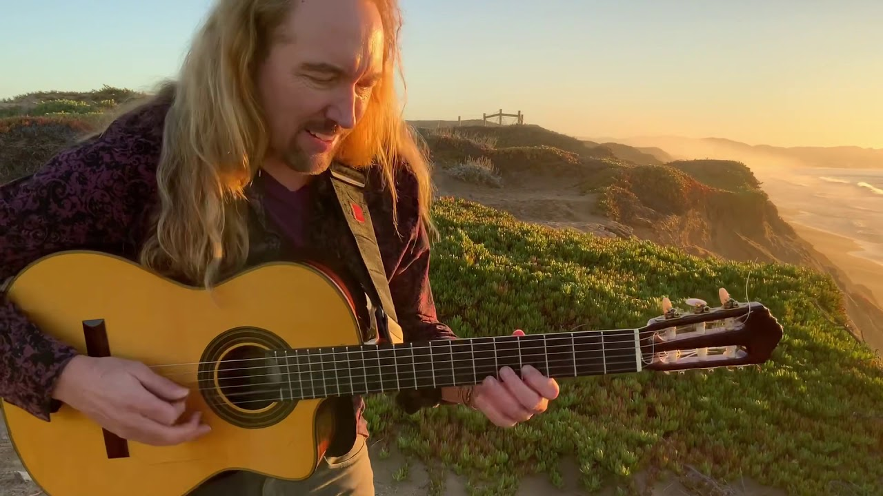 """Check Out Guitarist James Robinson's Video For The Song """"Azul Sky""""!"""