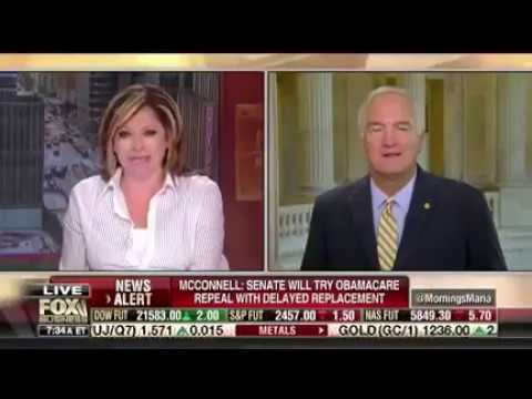 Luther Strange: I will absolutely vote to repeal Obamacare