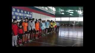 6 января 2015 Традиционный турнир по мини футболу