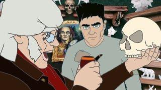 """Король и Шут. Анимационный клип """"Мастер приглашает в гости"""""""