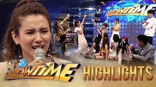 Showtime hosts wait for Karylle's message to her ex | It's Showtime