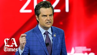 5 things to know about the Matt Gaetz drama