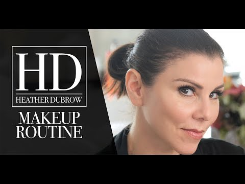 NEW, UPDATED makeup routine | Heather Dubrow thumbnail