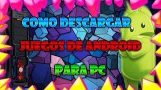 Como descargar juegos de android para pc bluestacks como clash royale clash of clans 2016 HD
