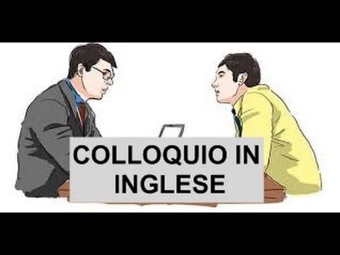 Colloquio Di Lavoro In Inglese La Struttura Delle Risposte