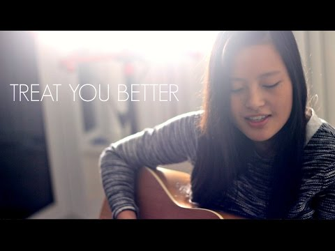 Treat You Better - Shawn Mendes Cover by Marina Lin