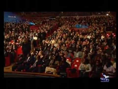 Africa:una croce in mezzo al mare. Auditorium della Conciliazione (Roma).19.10.2009