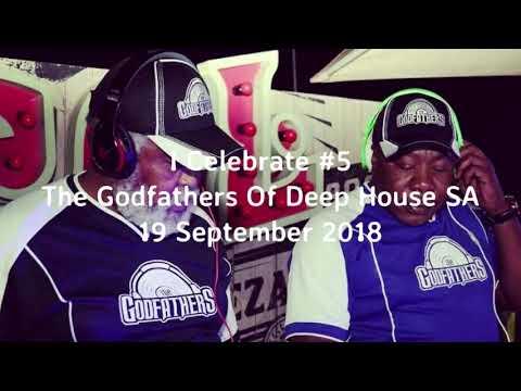 (DJ MT) - I Celebrate #5: The Godfathers Of Deep House SA - 19 September 2018