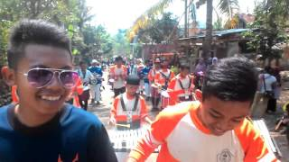 Lagu Kelangan   Drum Band Ash   Shiddiqy Pada Acara Kirap Desa Jalinan Puwodadi Pasuruan