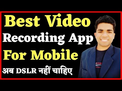 Best Video Recording App For Android Mobile Phone | Use Many YouTuber | Open Camera | Digital Amku