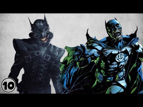 Top 10 Evil Alternate Versions Of Batman