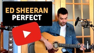 Download Lagu Ed Sheeran - Perfect | Cover Mp3
