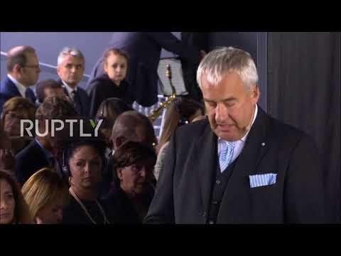 Germany: Munich holds memorial ceremony for victims of 1972 Olympics Massacre
