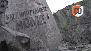 Katy Whittaker: North Wales, My Home | Climbing Daily Ep.1280