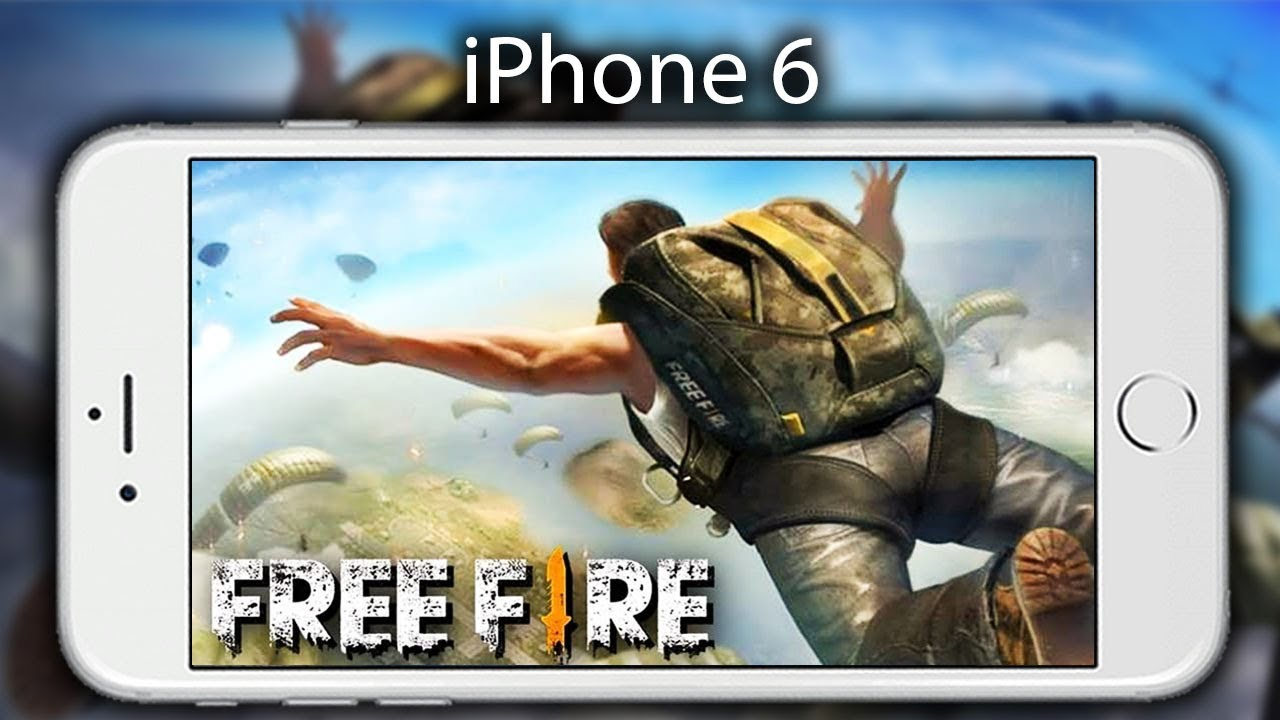 Free Fire Iphone 6 Gameplay Youtube