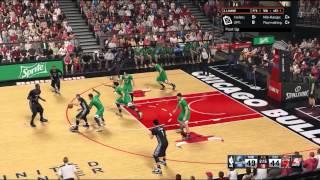 NBA 2K15 PC Gameplay [GTX 750Ti] [MAXED]