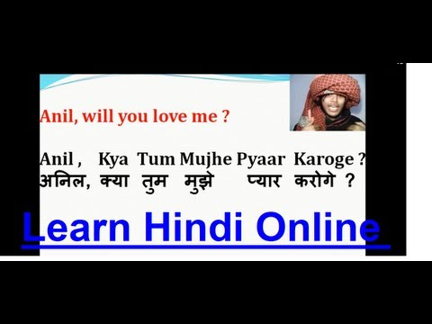 How to Learn Hindi Language 5